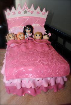 Really cute for a girl's birthday sleepover :)