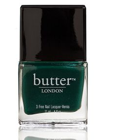 BUTTER LONDON #nail #lacquer #green BUY NOW!