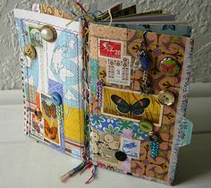 Jennibellie Studio: junk journal