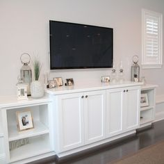 Virginia Park Custom Home - craftsman - Family Room - Tampa - Devonshire Custom Homes