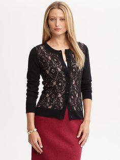 love black lace...