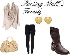 Meeting Niall's Family