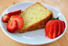 Bizcochuelo de yogur, sin azúcar ni grasas - Recetín