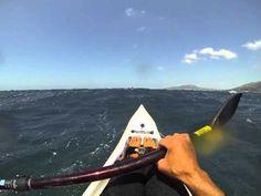 adventur time, firstperson surfski, live life, surfski video
