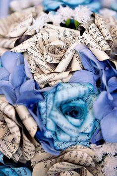 Paper flowers. #AlternativeFlowers #GrahamBeck #MyRoyalWedding