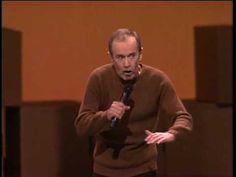 """George Carlin Talks About """"Stuff"""" ▶️"""
