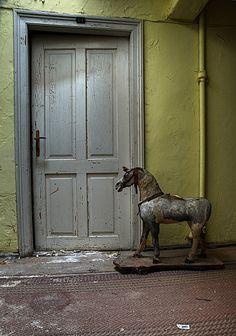 Rennpferd by rivende, via Flickr