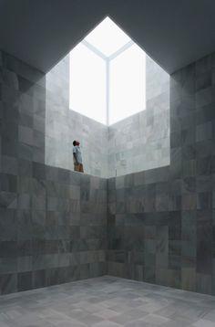 The great effect of #light in #architecture #scGranada Business Confederation - Alejandro Muñoz Miranda