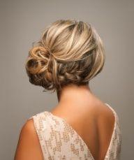 hair down, bridesmaid hair, wedding updo, braid, prom hair, messy buns, bridal hair, wedding hairstyles, formal hair