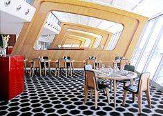 Qantas First Class Lounge Sydney airport