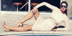 Cindy Crawford for Harpers Bazaar Spain