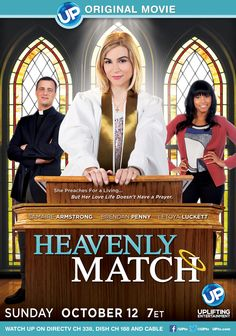 Watch the premiere of Heavenly Match Sunday (10/12) on UP!