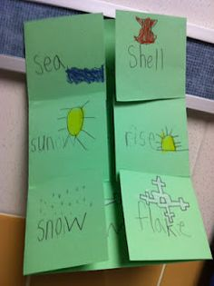 Nice easy idea for compound words