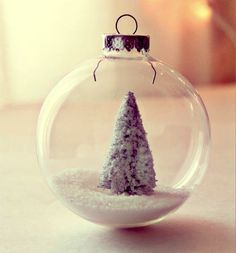 homemade ornaments by LUVWUT