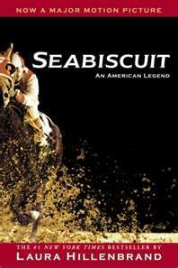 I have learned what incredible creatures horses are through my daughter, an accomplished equestrian and lover of horses.  Seabiscuit inspired a generation recovering from the Depression and on the brink of WWII.  What a story!