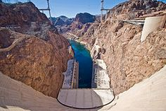 Another great shot of Hoover Dam