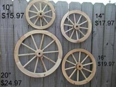stain and hang on the wall above the chest of drawers in the bedroom....western  decorations | Western Cowboy Decor