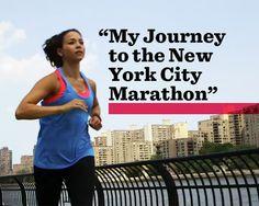 'My Journey to the New York City Marathon'