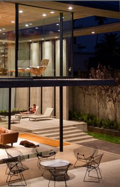 The Cresta Residence, California City, CA, United States Jonathan Segal FAIA & Development Company