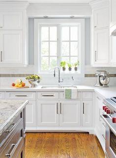 Jane Lockhart's Coastal Style Kitchen