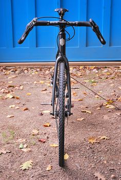 44bikes:  44 Huntsman CX - Front on Flickr.  sweet drop bars!