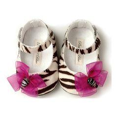 kids boutique stuff / Pink2Blue's Katrina Baby Girl Shoe/Slipper/Bootie 036 by pink2blue