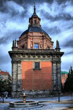 Madrid. Iglesia de San Andrés.