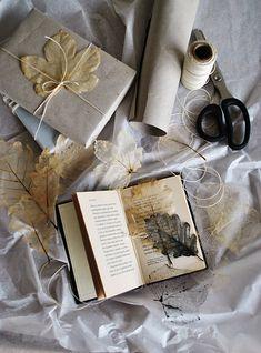 Fler MAG: Eko dekor: Skeletování listů