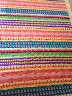 fantasy blanket for my sophia! great pattern!!! free pattern