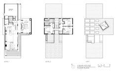 Dumbo loft robertson pasanella living room shelves storage