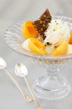 Try an ice cream sundae topped with Turkish Delight at Four Seasons Hotel Istanbul at Sultanahmet for a tasty twist on a traditional treat.