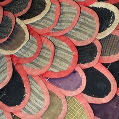Cat's Tongue Rug, c. 1930, Lake of the Woods Milling Co.