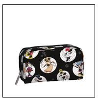 LeSportsac cosmetic bag. #MinnieStyle