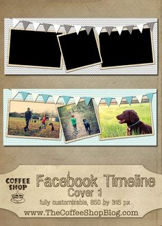 CoffeeShop Facebook Timeline Cover