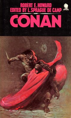 1974. Cover painting by Frank Frazetta.