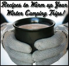 Hot Beverage Recipes for Winter Camping