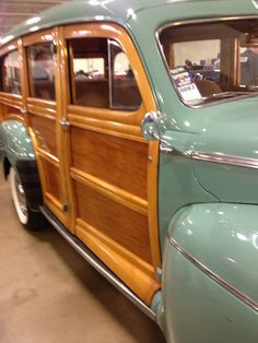 1940s Ford Station Wagon
