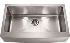 Franke FHX710-33C, Franke Curved Front farmhouse sinks in 18 guage New in Box