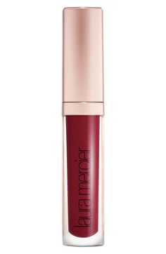 Laura Mercier Lip Lacquer Click Thrus for Review/Swatches