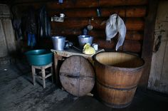 The making of Carpathian cheese