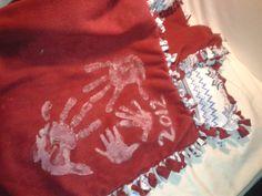 busi idea, easi craft, no sew blankets, tie blanket, craft idea, diy craft, blanket idea