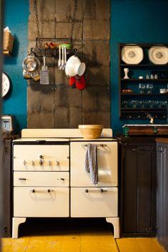 Beautiful stove...
