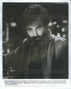 1979 Press Photo Maximilian Schell Swiss Actor The Black HoleMaximilian Schell Black Hole