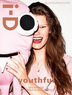 i-D Pre Fall 2012: Kelly Mittendorf by Terry Richardson