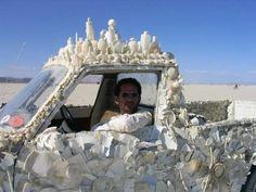 One Plastic Beach: A California Couple Turns Tons of Plastic Debris into Art
