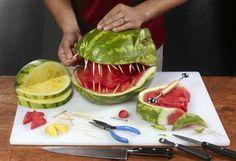 books, birthday, dinosaur head, trex dinosaur, dinosaurs, carv watermelon, cards, watermelons, parti