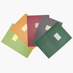 Color Pop Large Notebook - $15