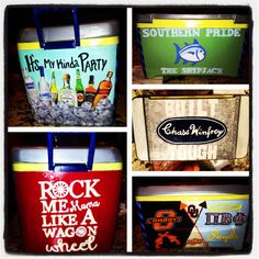 Coolers!