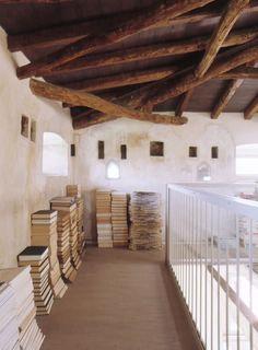Visite Privee { Inside the house of Maria Calderara}