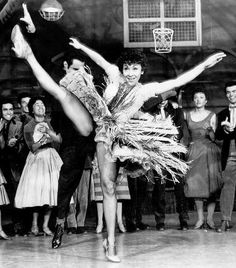 Chita Rivera as Anita in 'West Side Story.' gotta danc, chita rivera, danc relax, danc danc